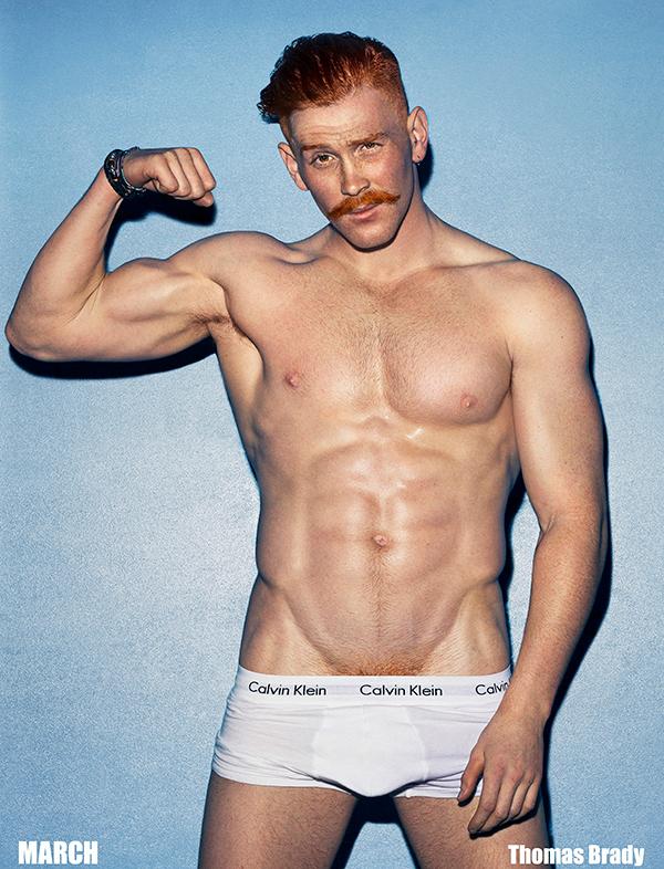 Gay Redhead Photo Sesion