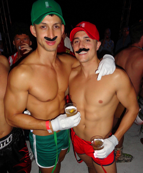 disfraces guapos para carnaval