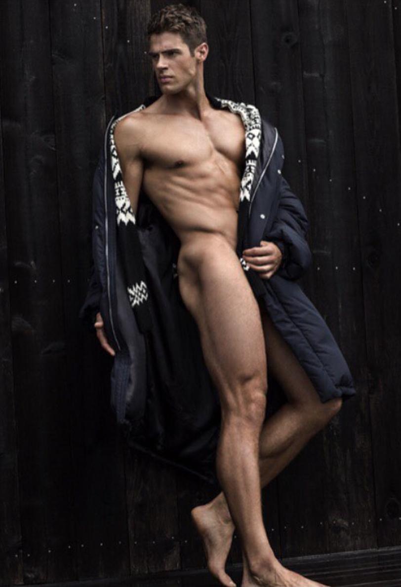 Chad white naked — photo 5