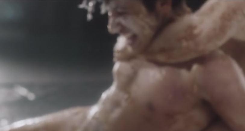 untado desnudo
