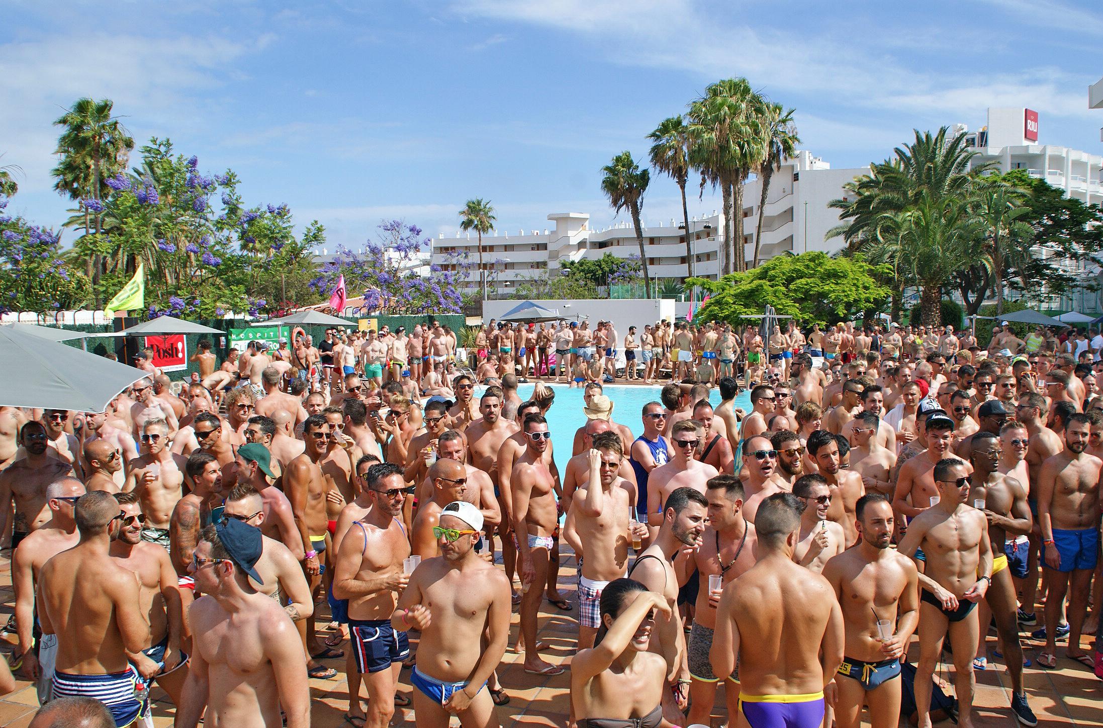 Gay Hotels Gran Canaria Maspalomas
