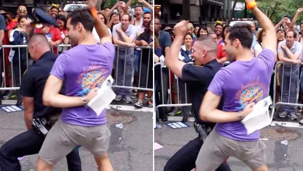 Desfile del Orgullo Gay en Nueva York 2017 - Cuando