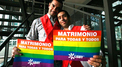 No al matrimonio homosexual en chile