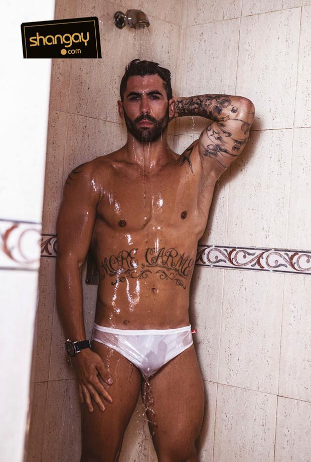 Sauna gay sex photo xxx coerced into taking