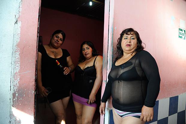 la gloria de las prostitutas prostitutas en madrid