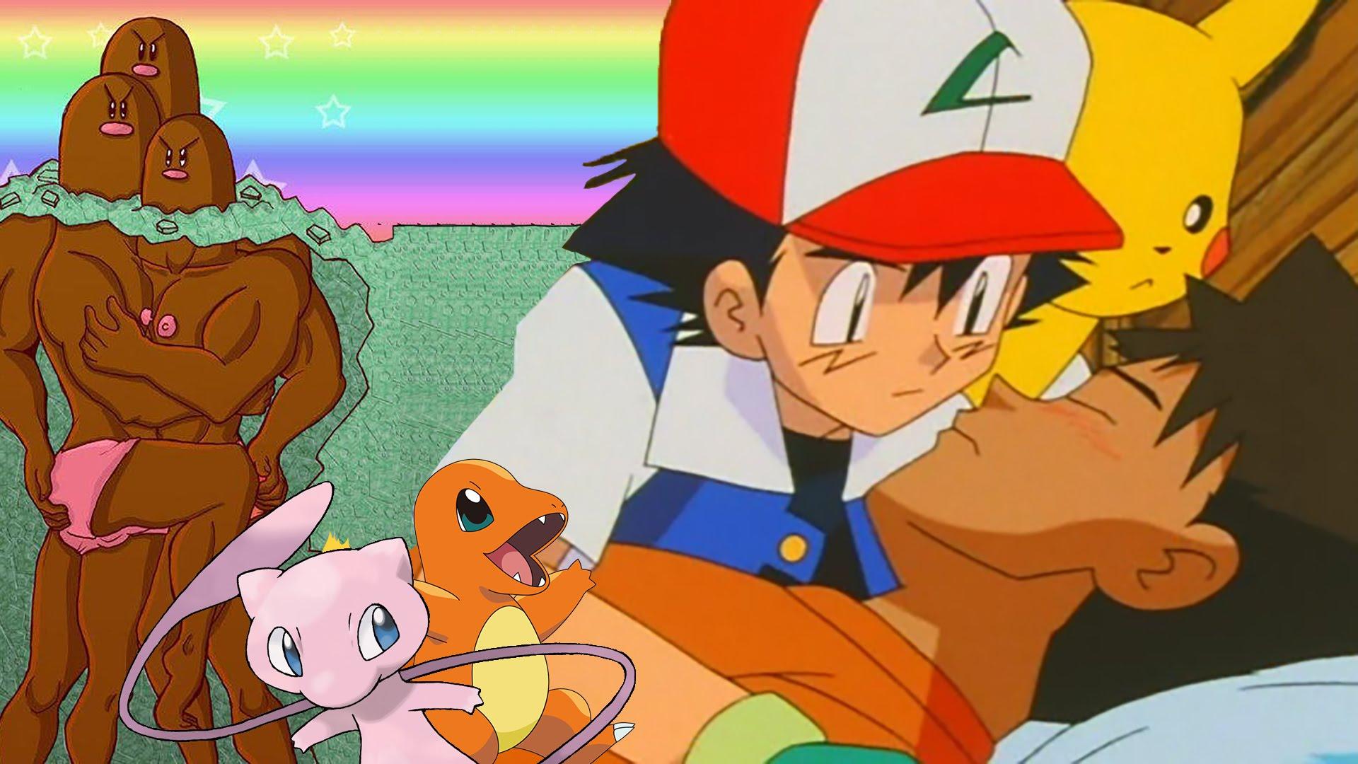 Porn richie pokemon ash and