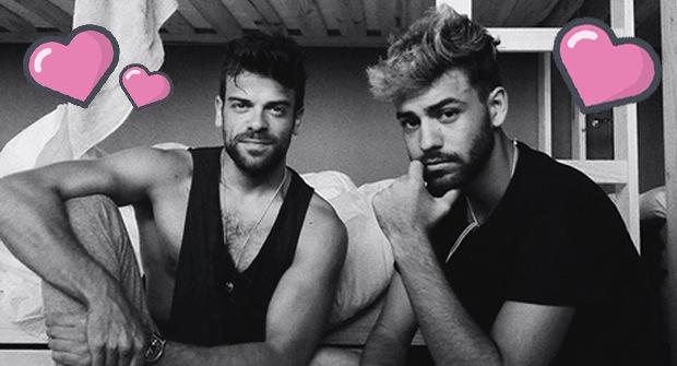 pareja gay ot