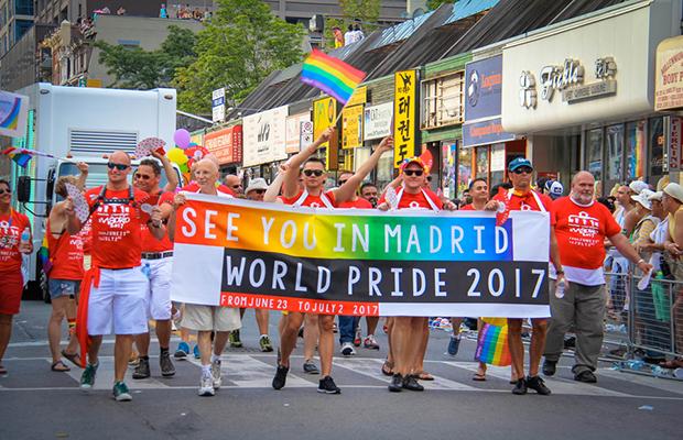 Así han cambiado las marchas del Orgullo Gay en