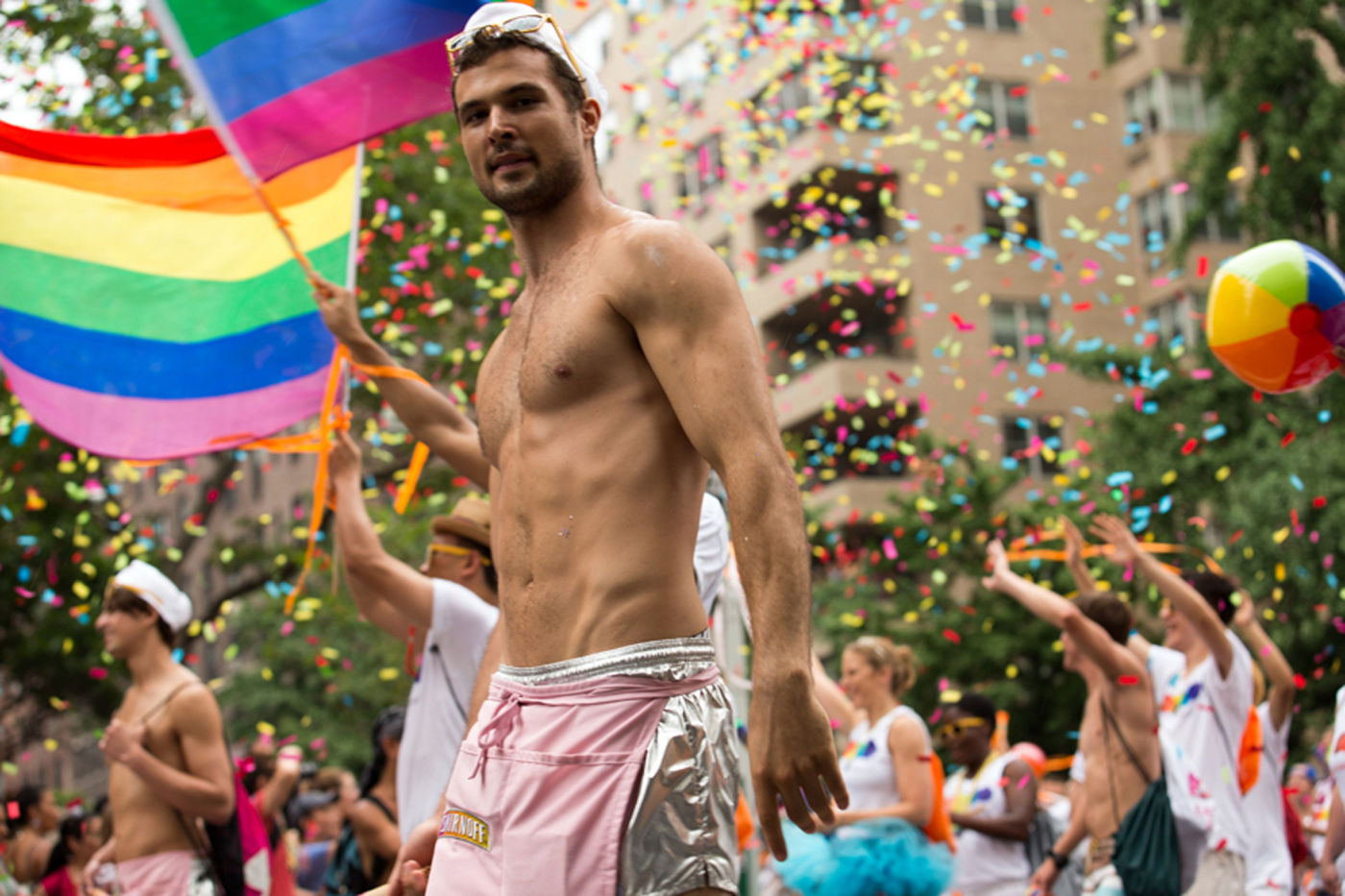 The metro areas with the largest, and smallest, gay populations