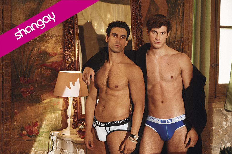 José Lamuño, Manuel Vega, Christian Sánchez y Mario Plágaro son la parte masculina del joven elenco de Cupido, la nueva web serie de Playz.