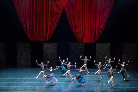 Nacho Duato regresa a España de la mano de la Compañía Nacional de Danza.