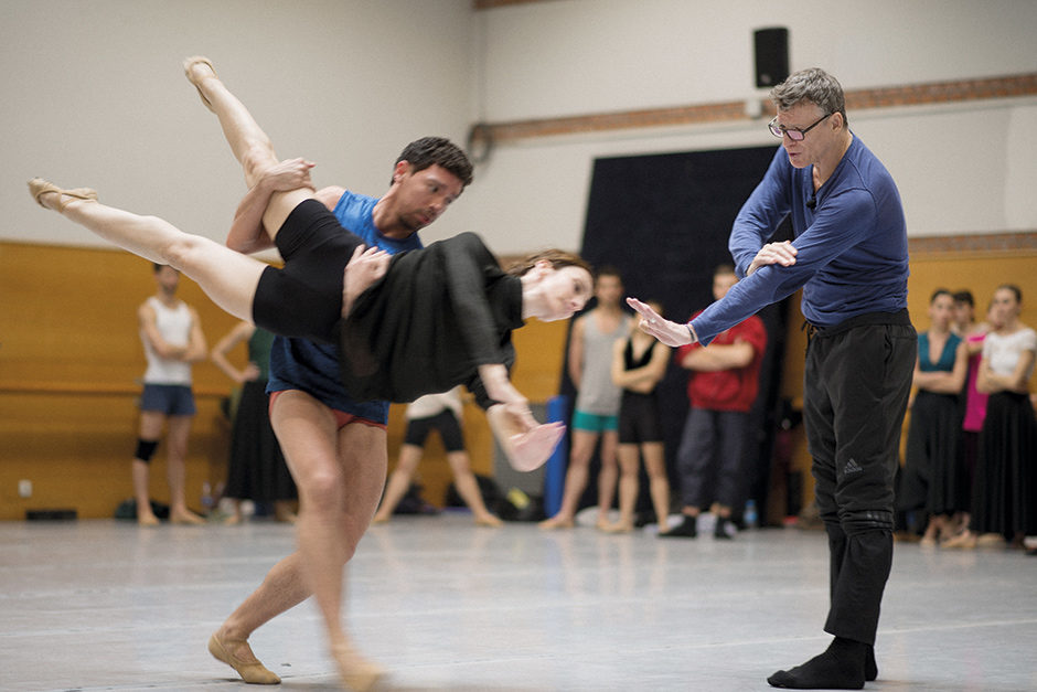 Nacho Duato regrasa a España de la mano de la Compañía Nacional de Danza.
