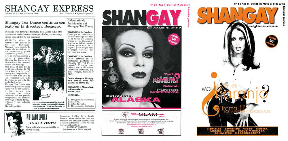 shangay 50 aniversario revista