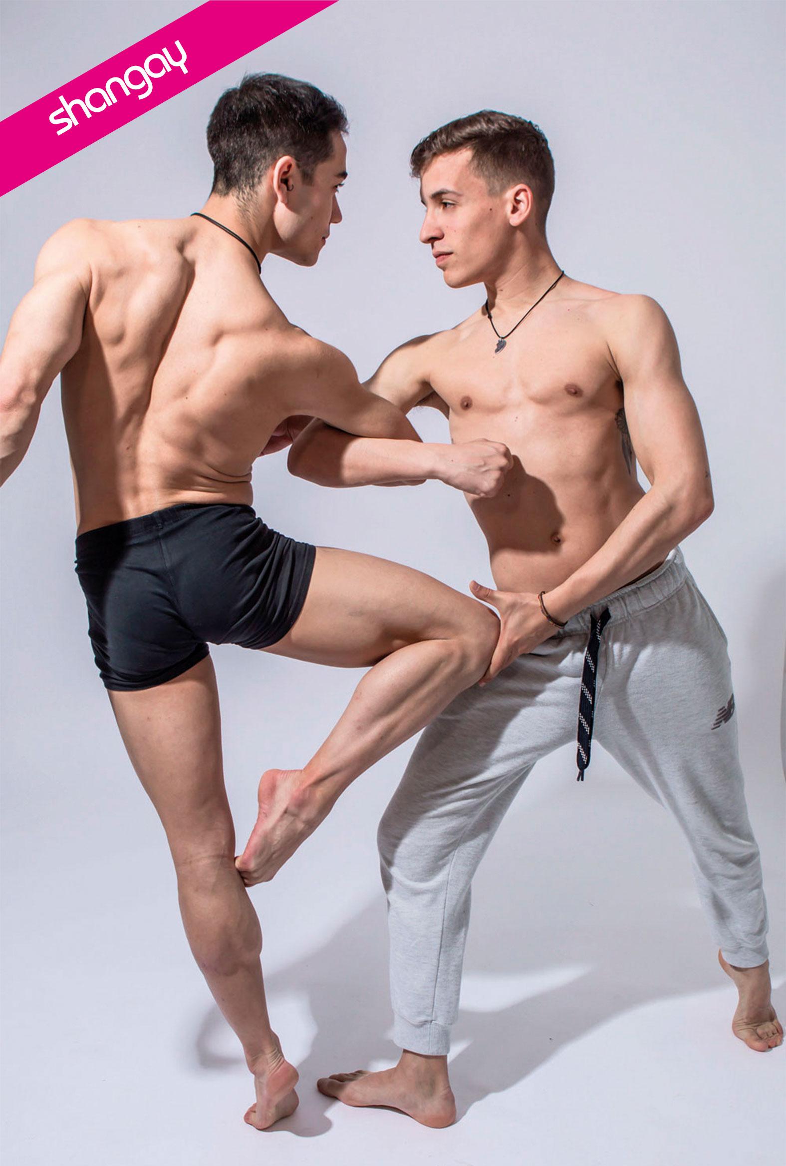 Pedro Cabañas y Óscar Trejo, una pareja gay de campeones europeos que visibiliza el deporte LGTB