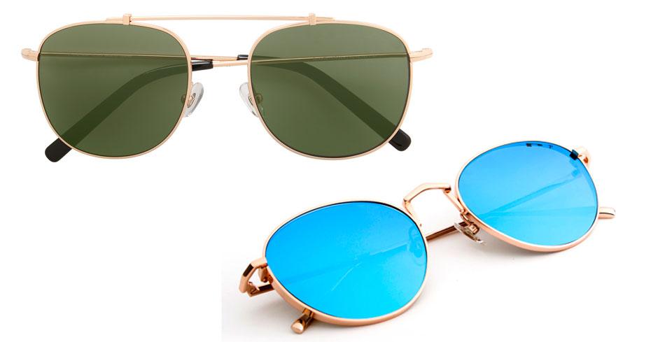 3f059220e9 Tu diseño será este con las lentes redondas. Es uno de los must have de la  temporada, perfectas para un estilo setentero adaptado a las últimas  tendencias.