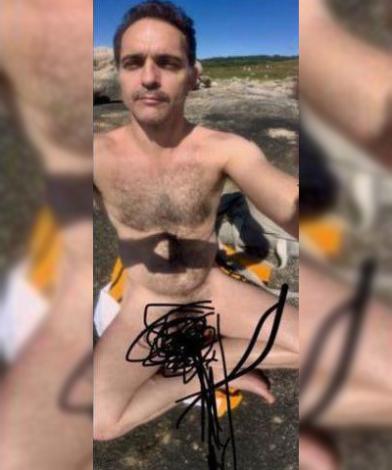 La Foto Desnudo Que Pedro Alonso La Casa De Papel Quiso Eliminar