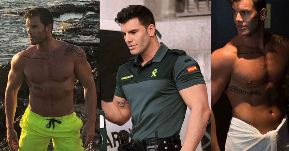 guardia civil gay