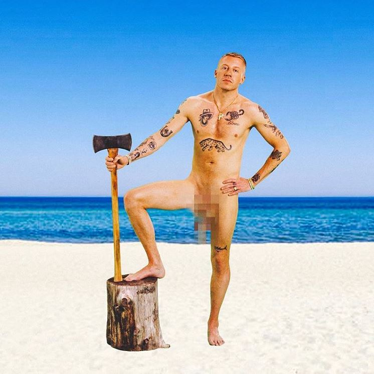 Macklemore Se Desnuda En Su Nuevo Videoclip Shangayshangay