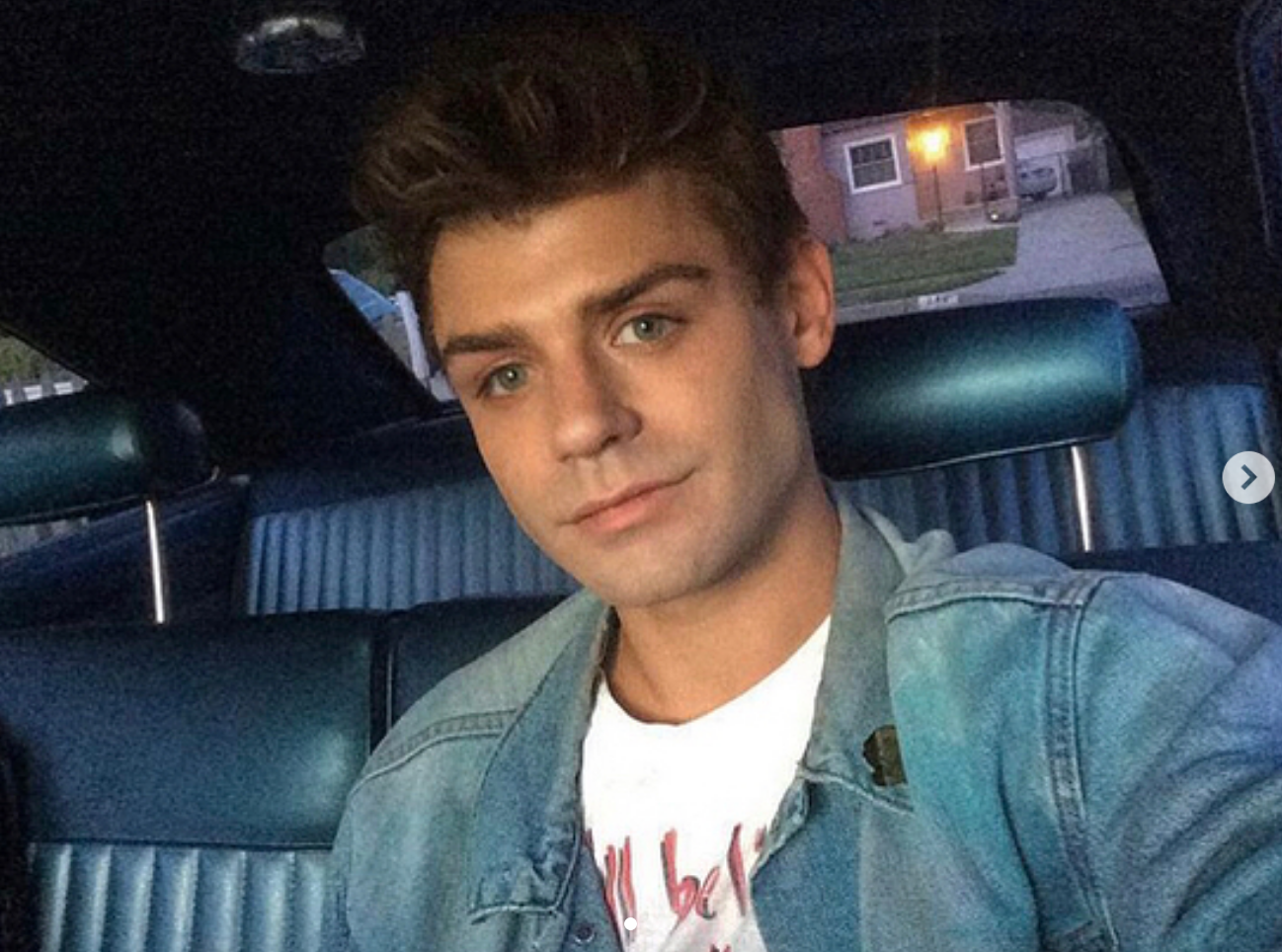 Garrett Clayton instagram gay