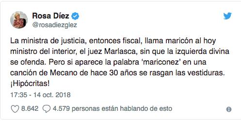 Ana Torroja, abucheada a su entrada al plató de 'OT 2018'
