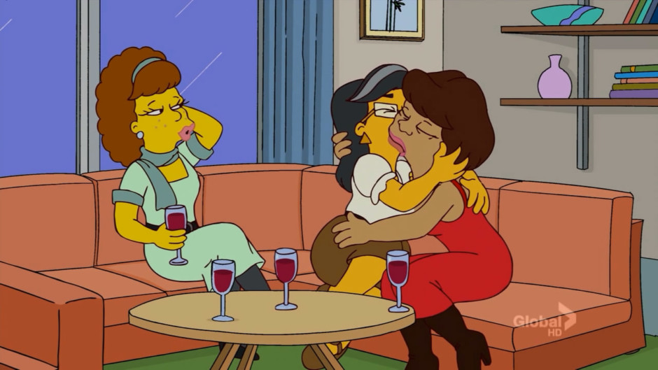 Consider, Moe the simpsons sex