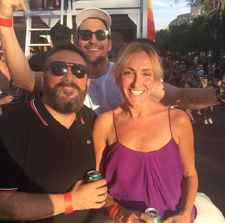 Orgullo Gay 2019 Carrozas