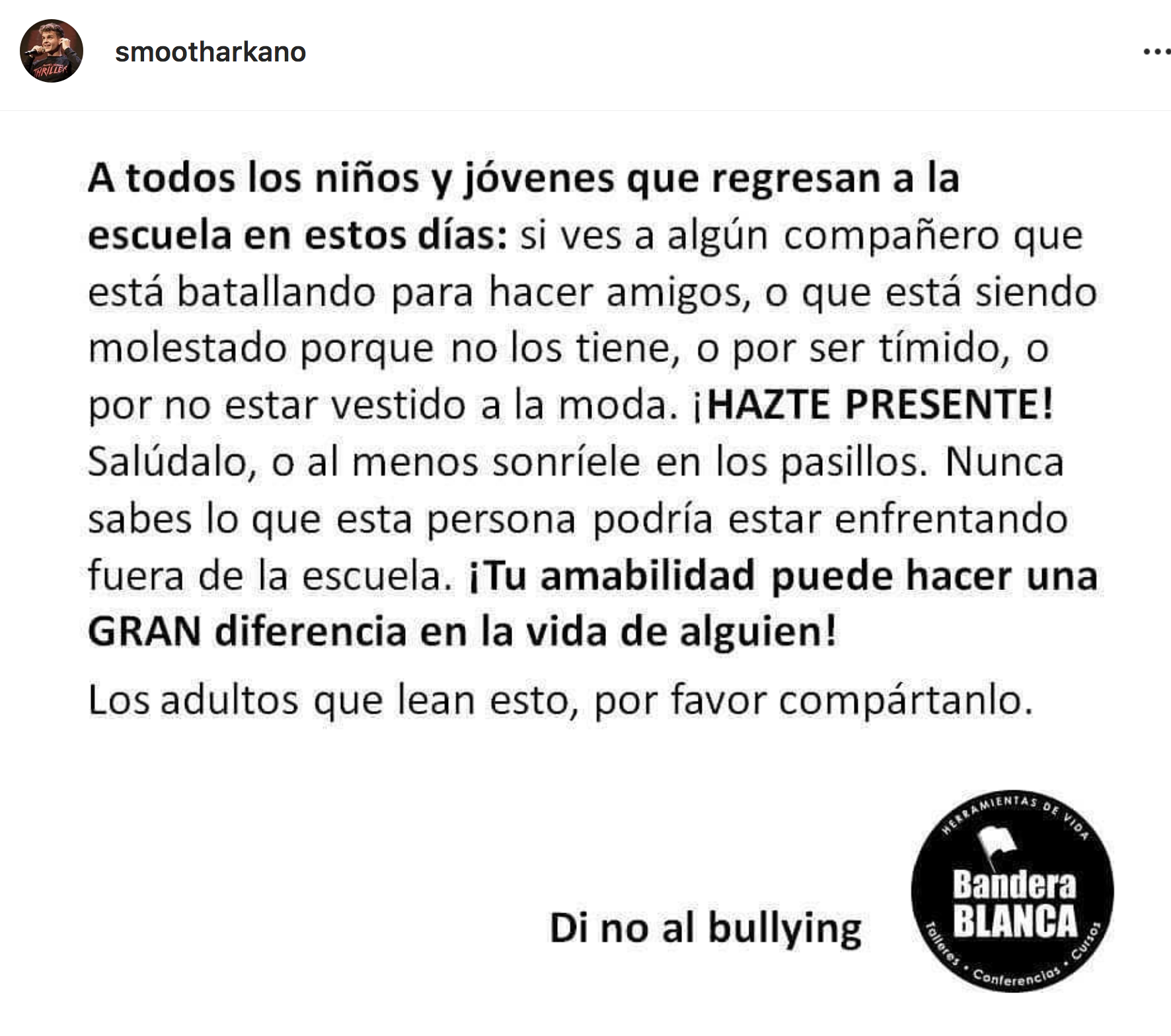 acoso escolar bullying arkano