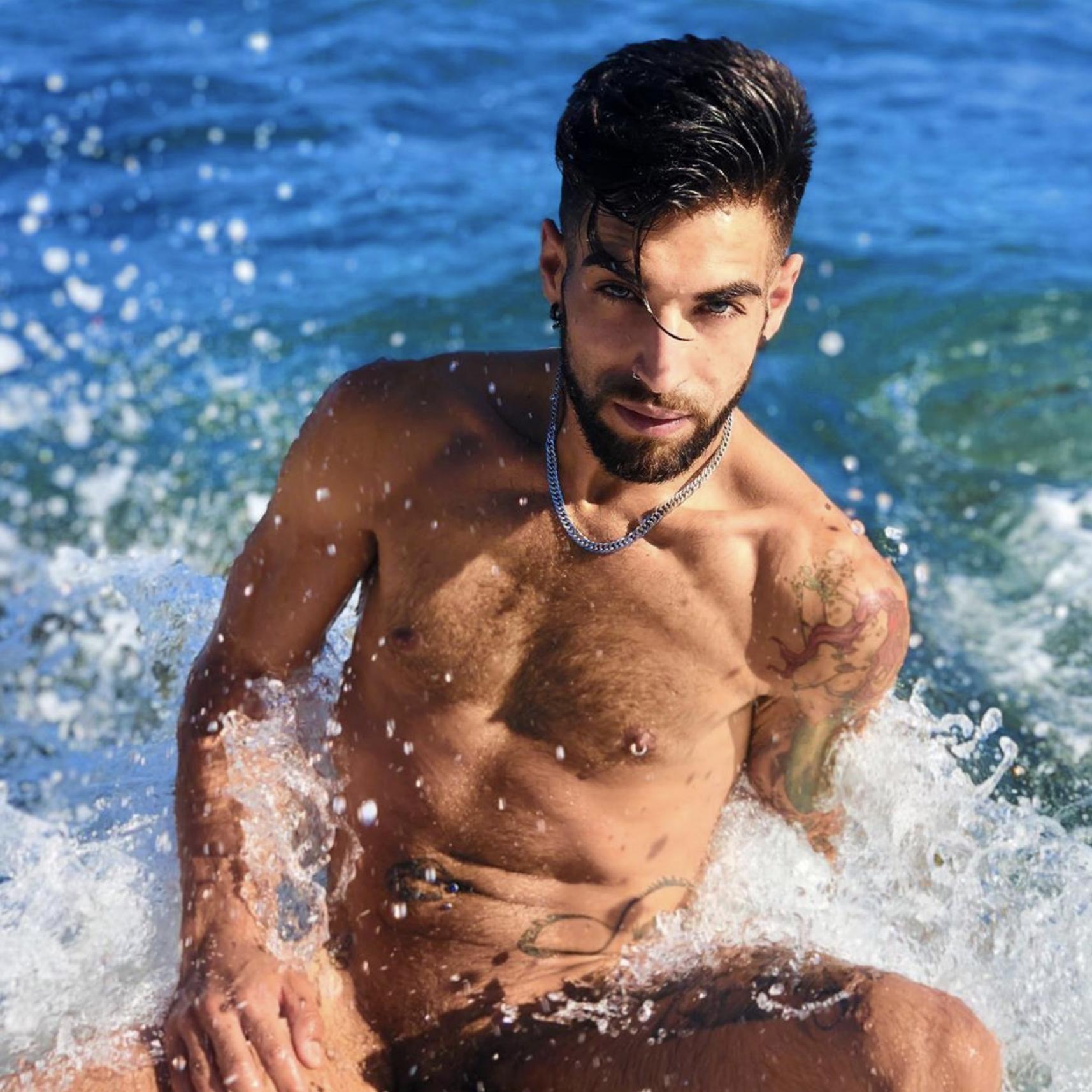 """Actor Porno Gay Mas Fomoso el actor porno gay yah-jil: """"tengo una viagra mental"""
