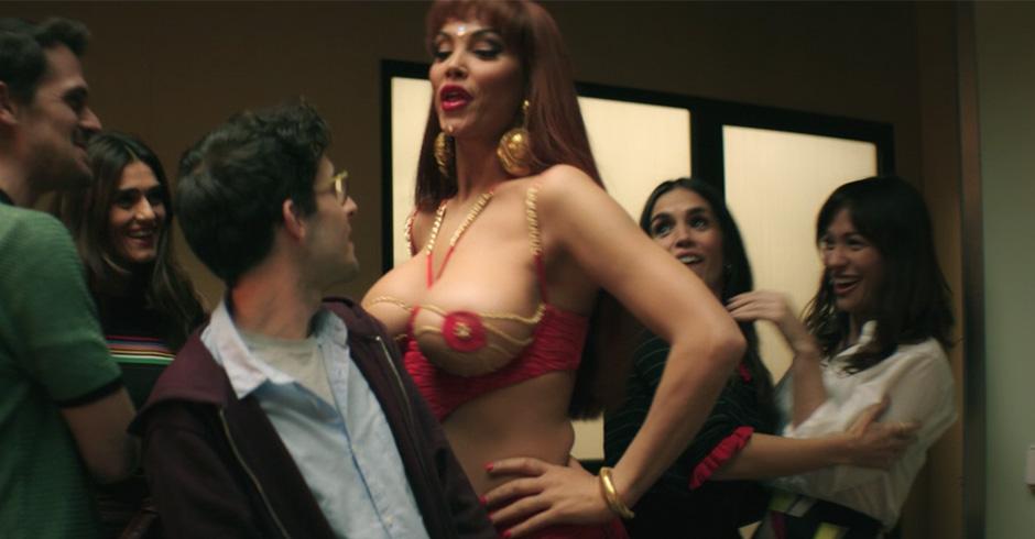Pelicula porno con cristina la veneno Por Fin El Primer Video De La Veneno De Los Javis Shangayshangay