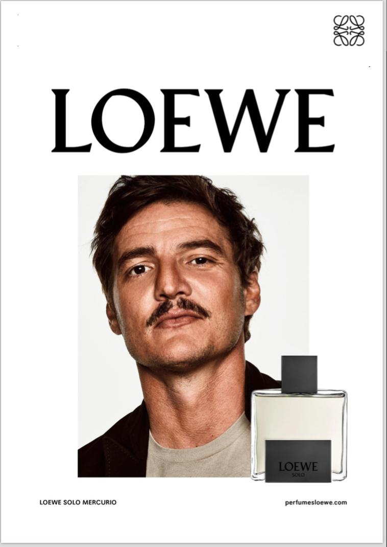 solo loewe perfumista