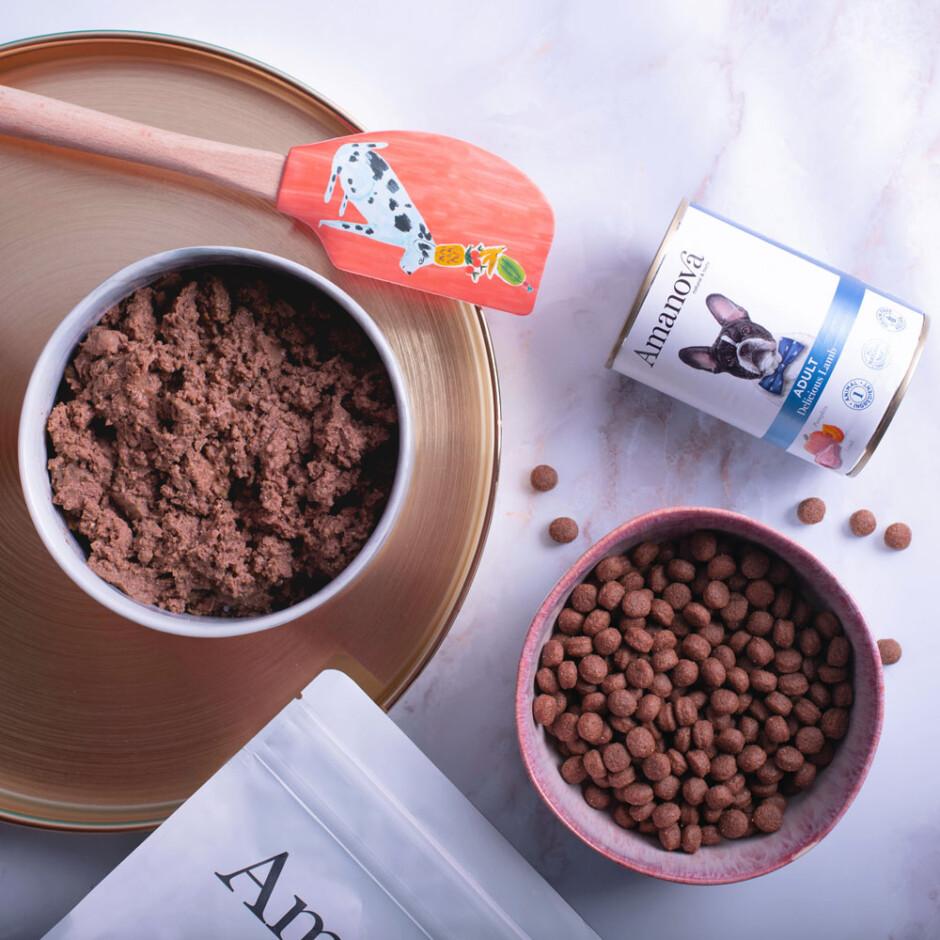 amanova alimentos perros gatos saludable shangay
