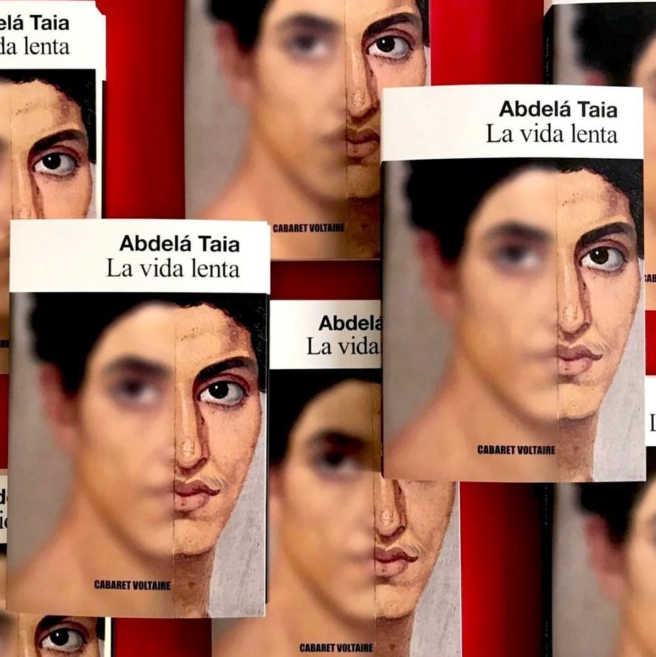 Portada de la novela 'La vida lenta' de Abdelá Taia.