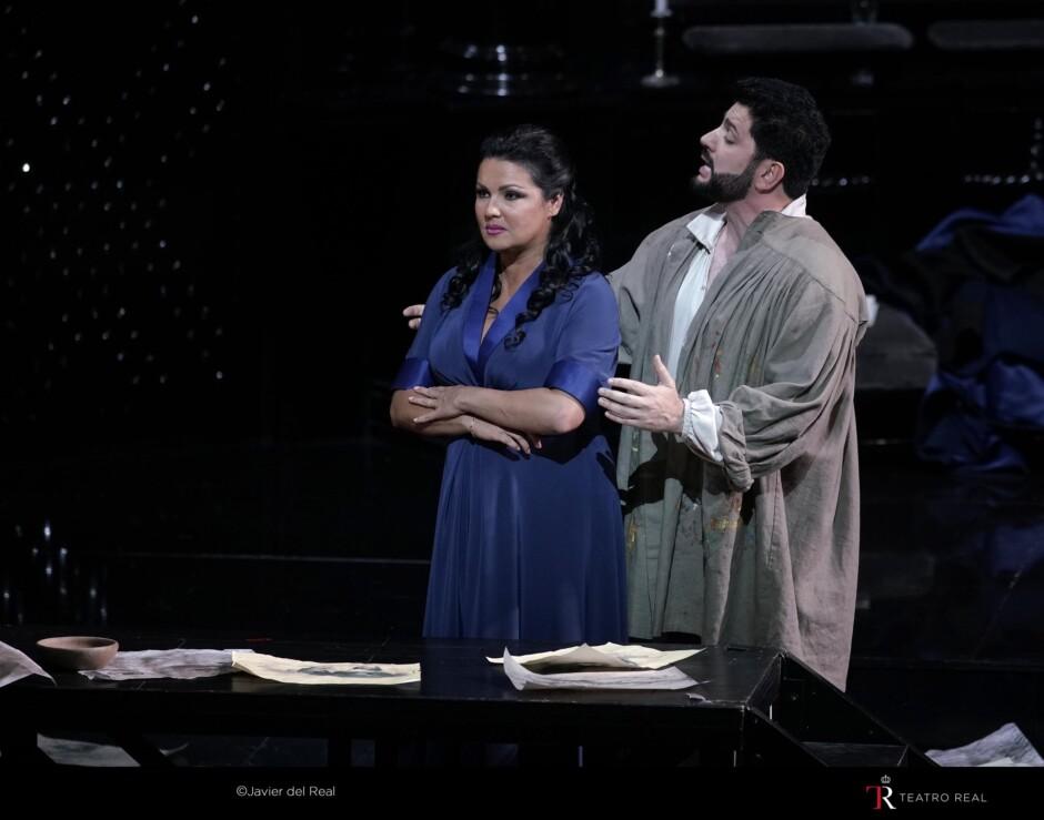 Teatro Real Tosca Netrebko Yusif Eyvazov